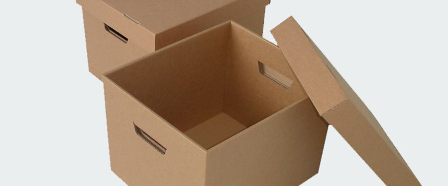 Thùng carton âm dương